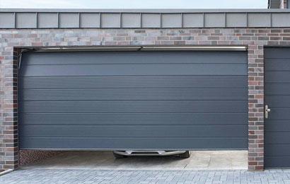 Автоматика для подъемно-поворотных и секционных гаражных ворот