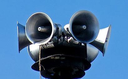 Обслуживание систем оповещения и музыкальной трансляции