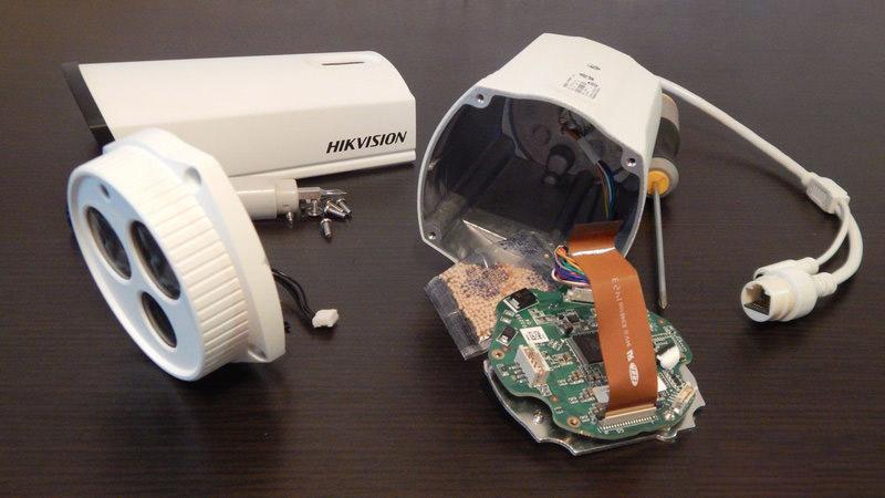 Стоимость монтажа камер видеонаблюдения под ключ